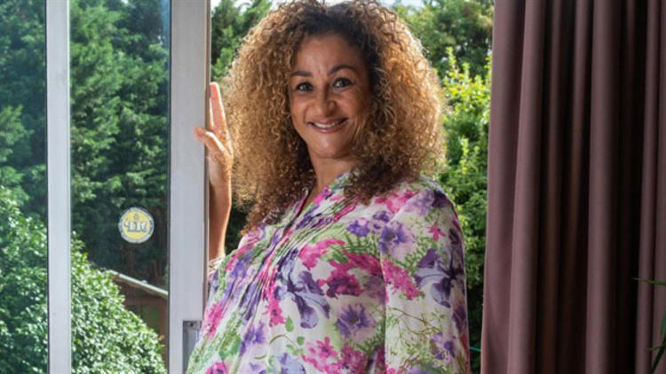 Britain's old mother of quads welcomes her babies