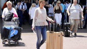 Antalya'da rekor: Turist sayısı 10 milyonu aştı
