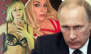 Rus model: Putin beni fare zehriyle öldürmek istedi