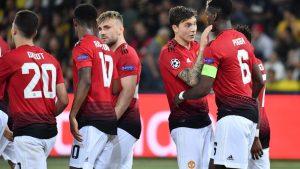 Manchester United kolay kazandı: 3-0