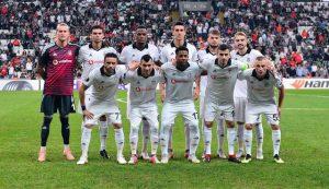 Beşiktaş'tan 3 gol 3 puan