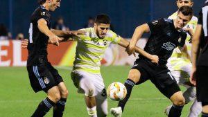 Fenerbahçe, Zagreb'ten eli boş döndü