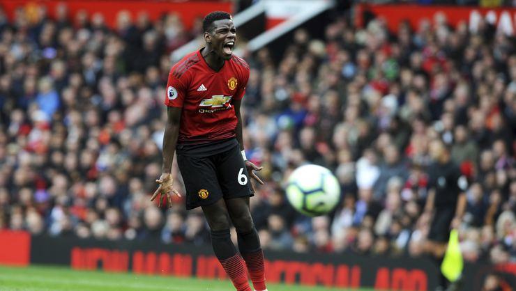 Paul Pogba Jose Mourinho'yu bombaladı!