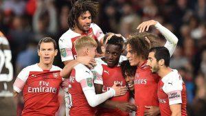 Arsenal'i Welbeck sırtladı