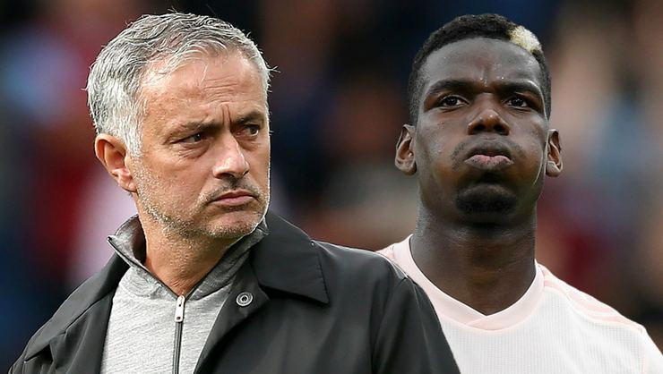 Mourinho'dan Pogba'ya
