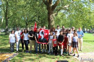 İADD '30 Ağustos Zafer Bayramı'nı coşkuyla kutladı