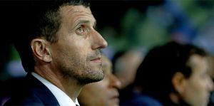 Javier Gracia ayın Teknik Direktörü seçildi