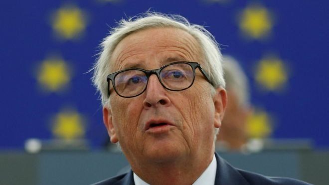 Juncker: AB sınırlarına ek 10 bin sınır muhafızı gönderilecek