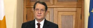 Anastasiadis Türk tarafını suçladı