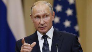 Putin'den Skripal vakasıyla ilgili açıklama