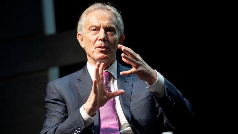Suudi Arabistan'dan Tony Blair'e milyonlarca dolar bağış!
