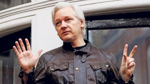 Julian Assange to be held in prison after sentence finishes