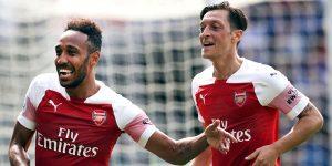 Cardiff-Arsenal: 2-3