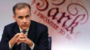 Carney'nin 2019 yılında görevini bırakması bekleniyor