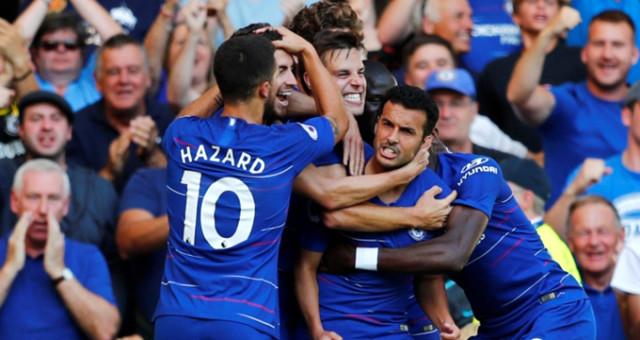 Chelsea, yine galip: 2-0