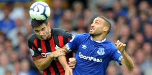 Everton-Huddersfield Town: 1-1