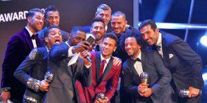 FIFA yılın en iyileri adayları belli oldu