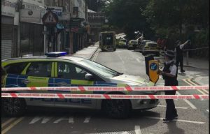 Greenwich'te bıçaklama: 1 kişi yaralandı