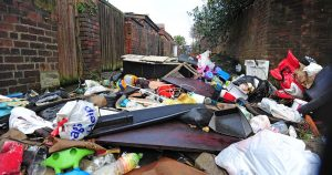 Tip-offs to tackle illegal waste dumping in Enfield