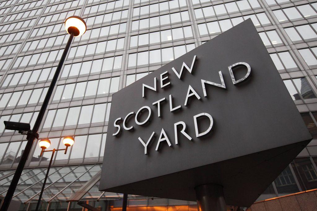Sells-offs earned the Metropolitan police £1billion