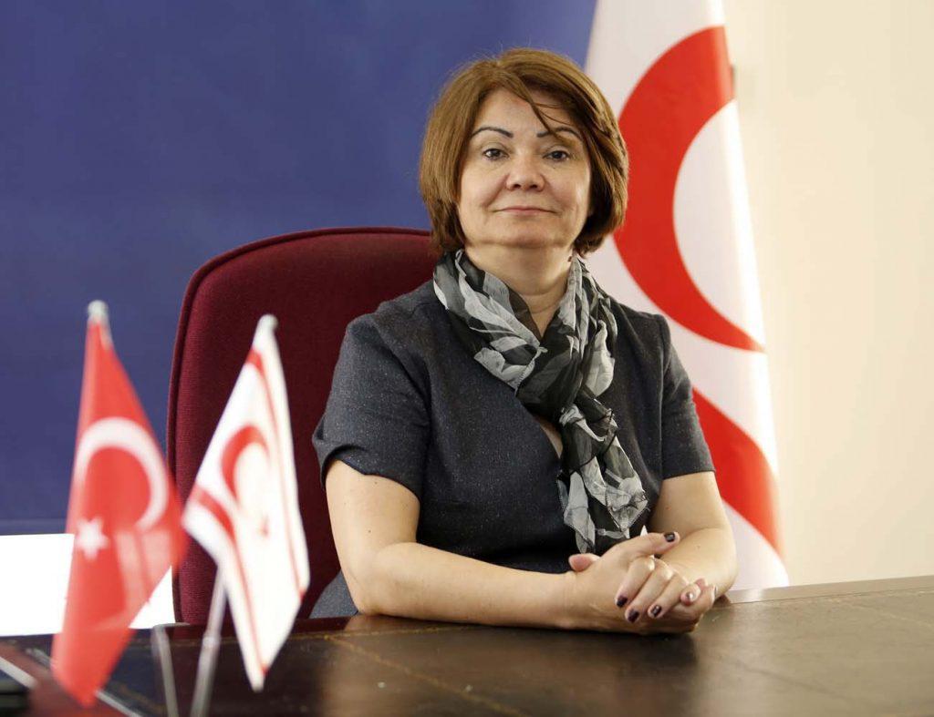 """TRNC London Education and Culture Attaché Gülgün Özçelik: """"Children should not forget their language and culture"""""""