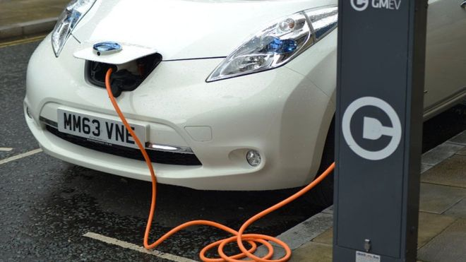 Theresa May announces £106m funding for zero-emission vehicles