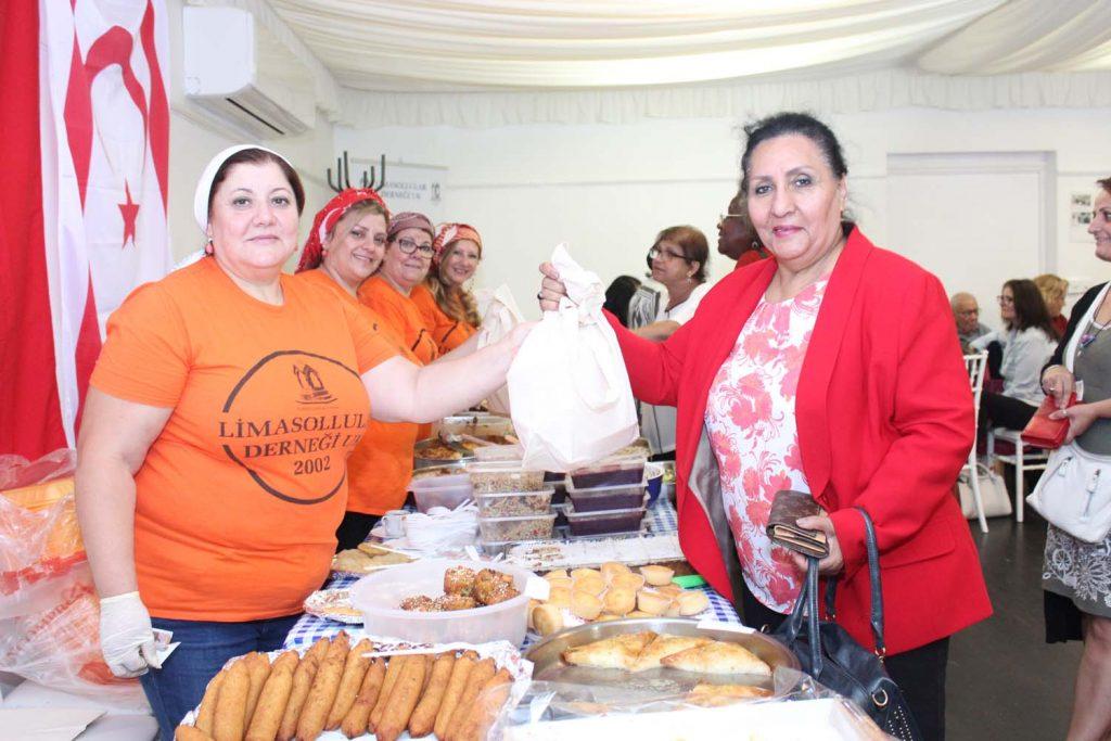 Limasollular Association charity event created great interest