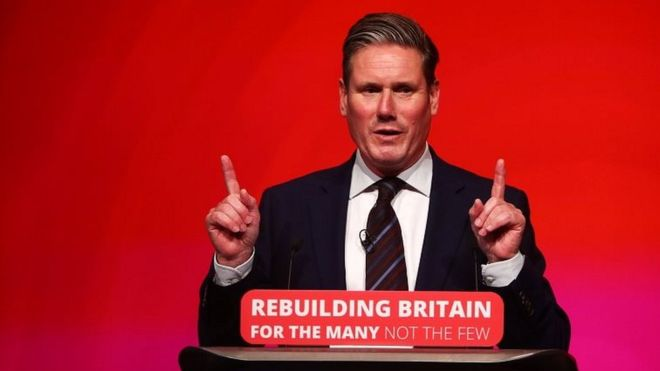 """Labour conference: """"all options on the table"""" for new referendum"""