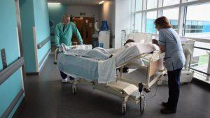NHS staff shortage has decreased again