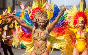 One million attends Notting Hill Carnival
