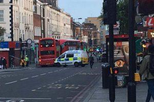 Bike crash in Dalston leaves women in critical conditıon