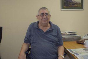 Osman Balıkçıoğlu will be awarded in Cyprus