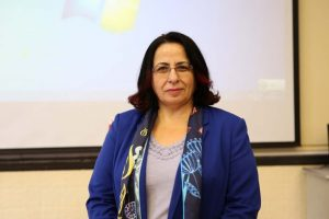 Oya Tuncalı officially returns as the TRNC London Representative