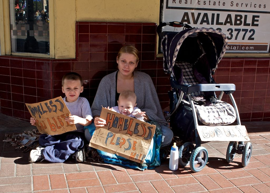 """""""No household should have to face homelessness"""""""