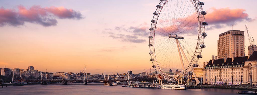 Avrupa'da finansal aktivitenin Merkezi Londra