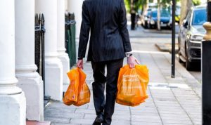 Plastic bags could rise to 10p