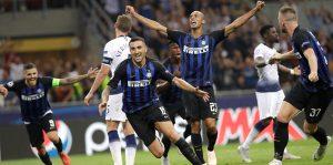 Tottenham, Inter'e uzatmada kaybetti