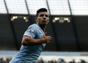 Manchester City, Agüero'nun sözleşmesini 2021'e kadar uzattı