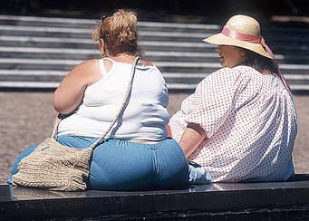 İngiltere'de kadınlarda kanserin başlıca nedeni obezite olacak
