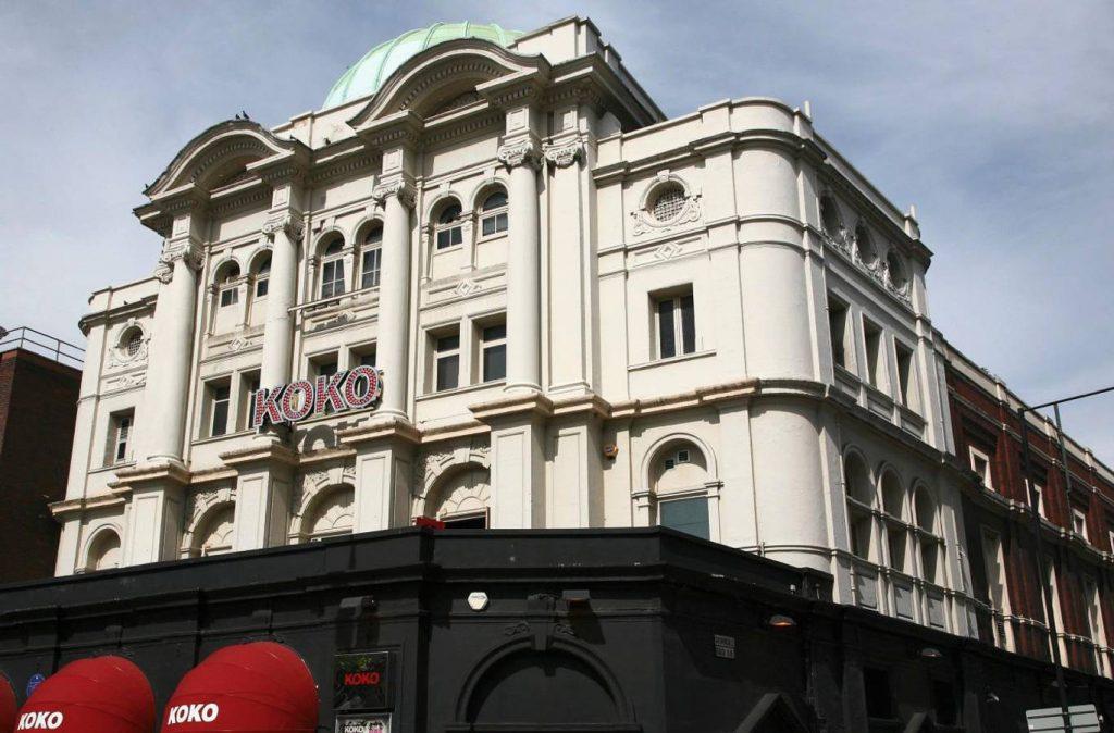 Kuzey Londra'nın eğlence mekanı 'Koko' kapanıyor