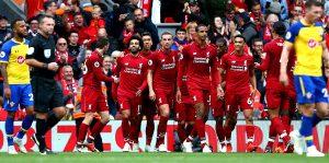 Liverpool fırtına gibi!