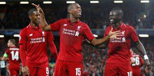 Cüneyt Çakır'ın yönettiği maçta Liverpool, PSG'yi 3-2 mağlup etti
