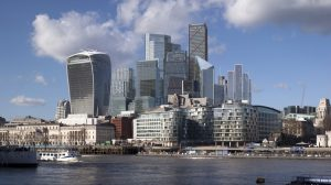 London is no longer the world's financial capital