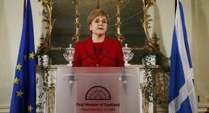 İskoçya'dan Brexit'i erteleme çağrısı