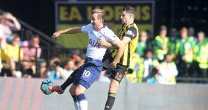 Watford, Tottenham'ı 2-1 yendi