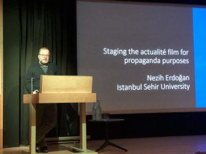 Yunus Emre Enstitüsü'nden 'Uluslararası Sinema Çalıştayı'