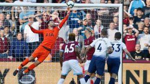 Tottenhamtek golle kazandı