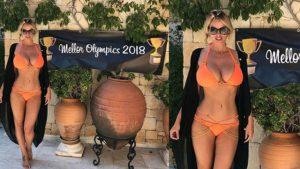 Rhian Sugden Türkiye'deki balayını unutamadı
