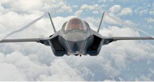 İngiltere de F-35 savaş uçaklarının uçuşunu durdurdu