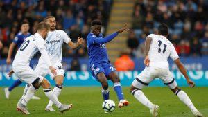 Cenk Tosun'lu Everton, Leicester City'i mağlup etti: 1-2